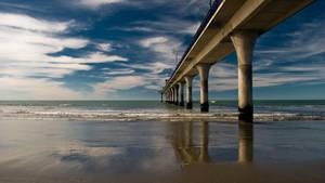 New Brighton Pier by Lee-Malzard