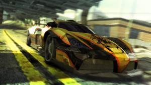 Burnout Paradise random car by HitmanG4X