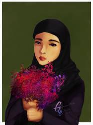 Portrait practice #2 by gemantha-edessa