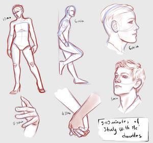 SWM: Basic Anatomy [Week 1] by popolis