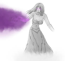 Morgana by Dark-nyghtmare