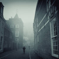 Tuesday Fog by sneakazz