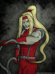 [Request] #7 Omega Red by HannaEsser