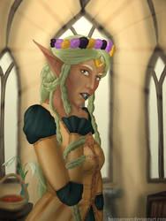 [Contest-Entry] Jade Nectar by HannaEsser