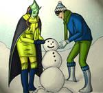 [Request] Building a Snowman by HannaEsser