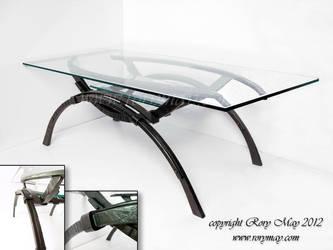 Luke's Table by isolatedreality