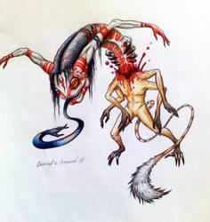 Parasite by VentralHound