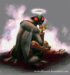 Beelzebub by VentralHound