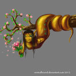 Spring Flowers by VentralHound