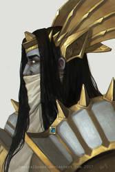 Sir Zeliek by VentralHound
