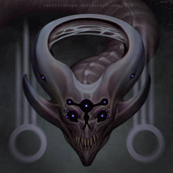 CM: Thanathos by VentralHound