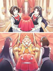 CM Mistress of maids by Mioki-Kanta
