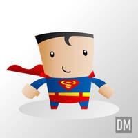 Superman by DanielMead