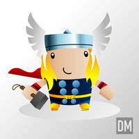 Thor by DanielMead