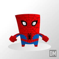 Spiderman by DanielMead