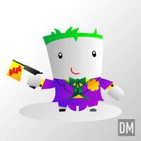 Joker by DanielMead