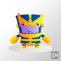 Thanos by DanielMead