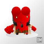 Hellboy by DanielMead