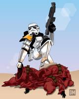 S - Is For Stormtrooper by DanielMead