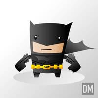 Batman - Dark Knight by DanielMead