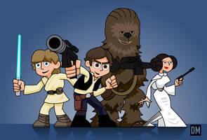 Star Wars Rebels by DanielMead