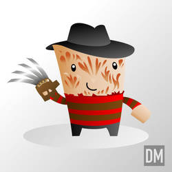 Freddy Kruger by DanielMead
