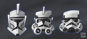Trooper Evolution by DanielMead