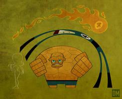 Fantastic Four by DanielMead