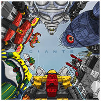 Giants 4 by DanielMead