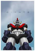 Giant - Mazinkaiser by DanielMead