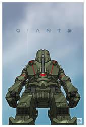 Giant - Jaeger Cherno Alpha by DanielMead