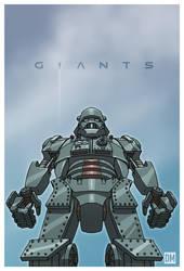 Giant - Guardian Cee Gee by DanielMead