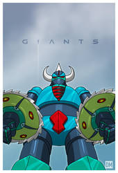 Gian t- Gin Gin / Janus by DanielMead