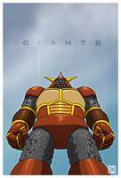 Giant - King Gori by DanielMead