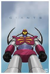 Giant - Garada K7 by DanielMead