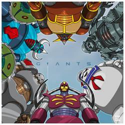 Giants 10 by DanielMead
