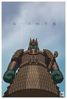 Giant - Daimajin by DanielMead