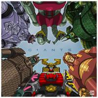 Giants - Circle 11 by DanielMead