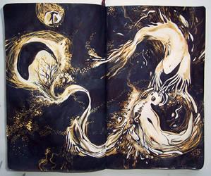 birth, seabear, dream by mooray