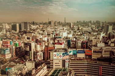 I LOVE TOKYO by xACook