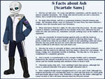 8 Facts about Ash by Artistic--License