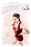 Summer by Corumm