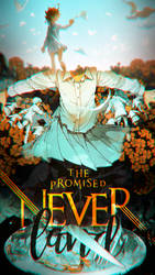 The promised Neverland - Wallpaper by esenciadeiris