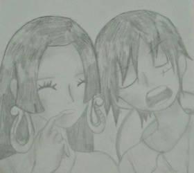 one piece by Meiiryu