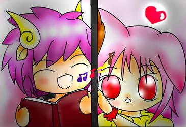 couple  by Meiiryu