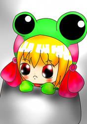 Rimid the frog girl by Meiiryu