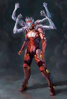 Demonical trooper UPD by Irvast