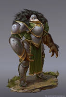 Character concept 01 by Irvast