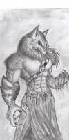 The Lycan Elder by Khatulue