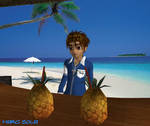 Tropical Bar by Axel-Letterman